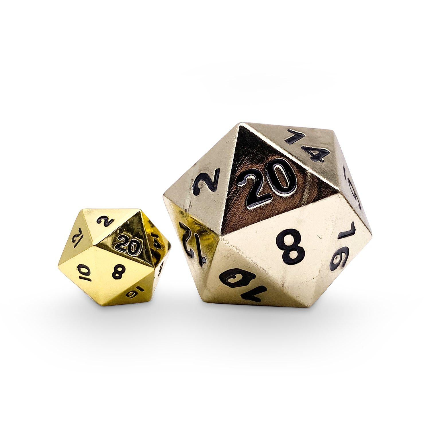 Dead Man S Gold Boulder 45mm D20 Metal Dice Norse Foundry It looks like the magic's take on fenrir, a monstrous wolf in norse mythology. norse foundry