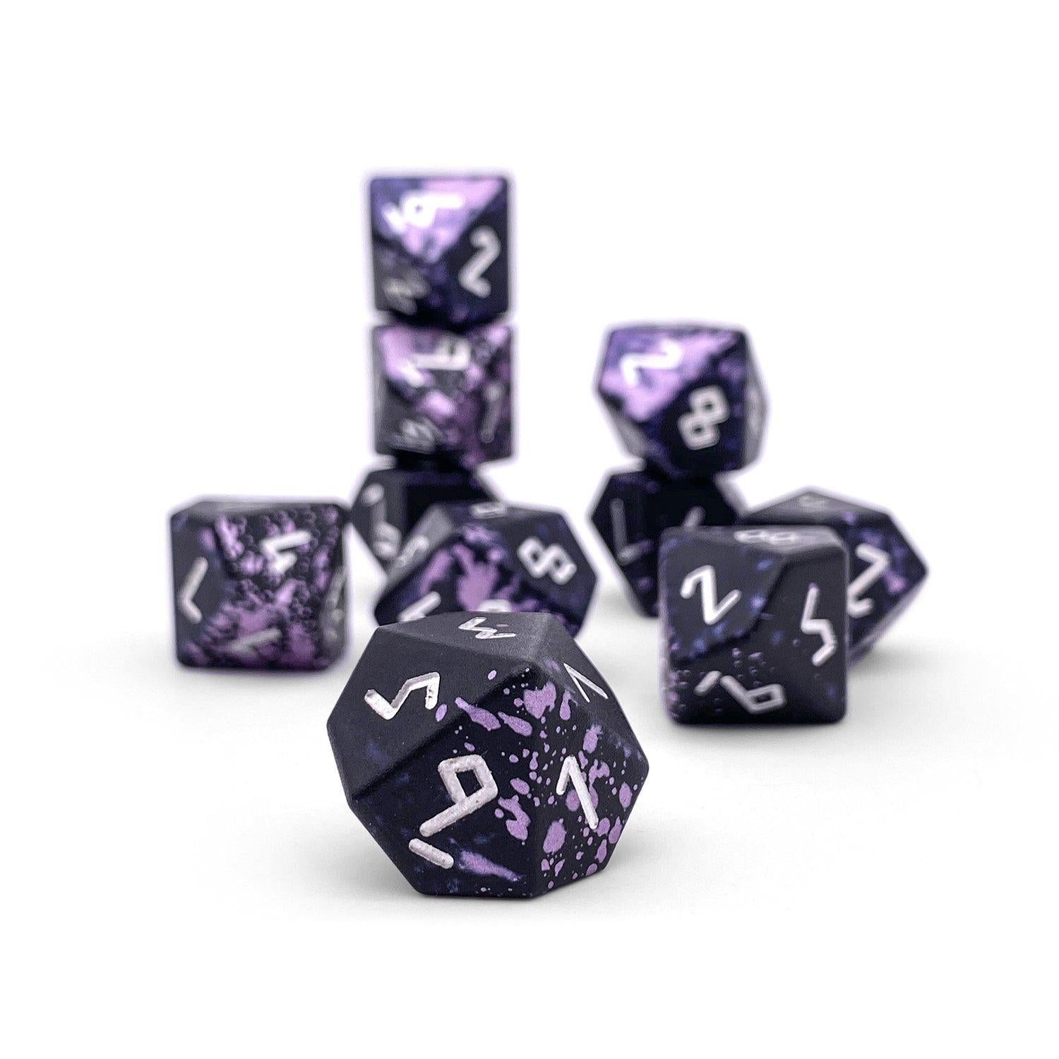 Dracolich - Set of 10 D10s - Wondrous Dice