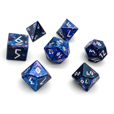 Enchanted Forest - Wondrous Boulder® 55mm D20 6061 Aircraft Grade Aluminum Metal Die