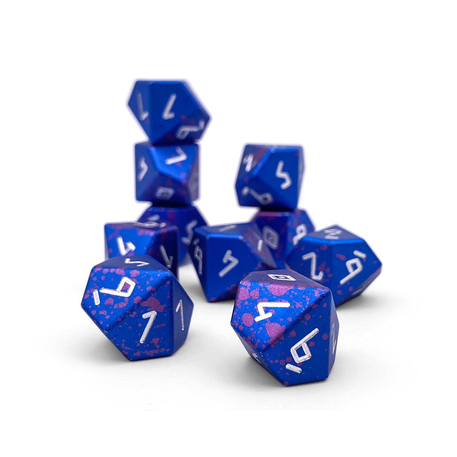 Galactic Conquest - Set of 10 D10s - Wondrous Dice