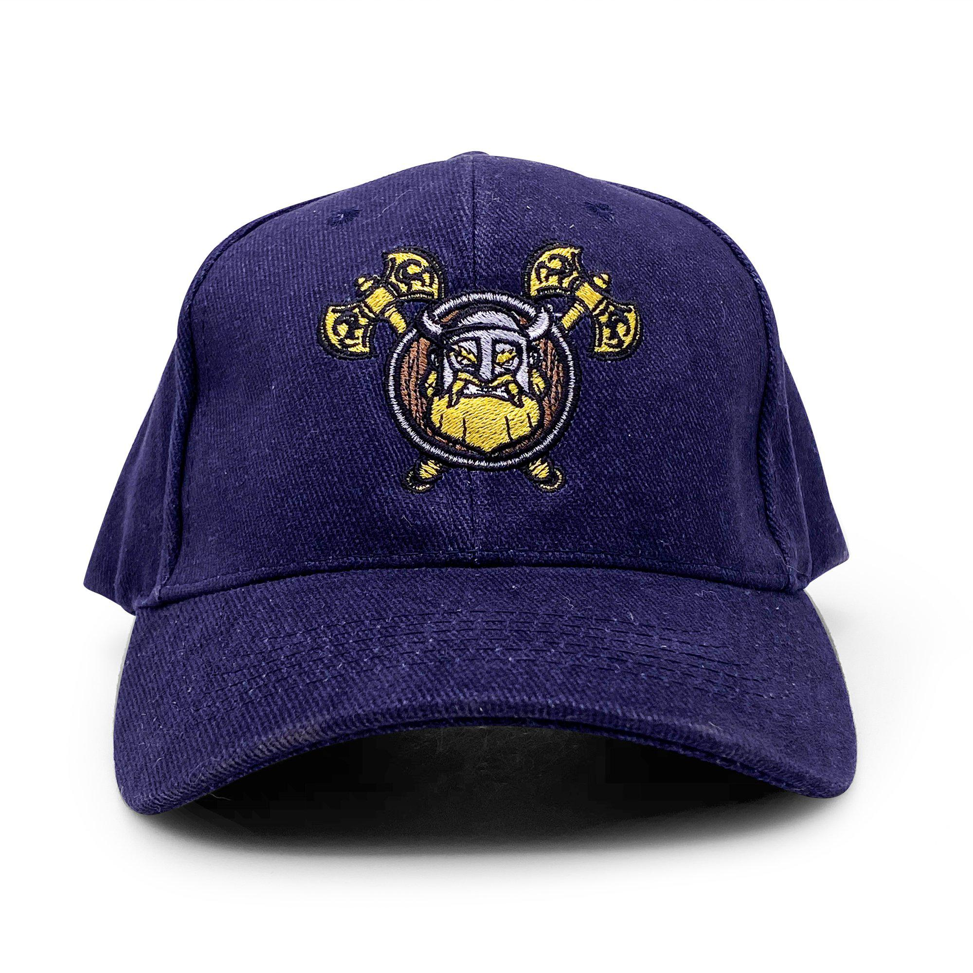 Norse Foundry Adjustable Navy Blue Hat