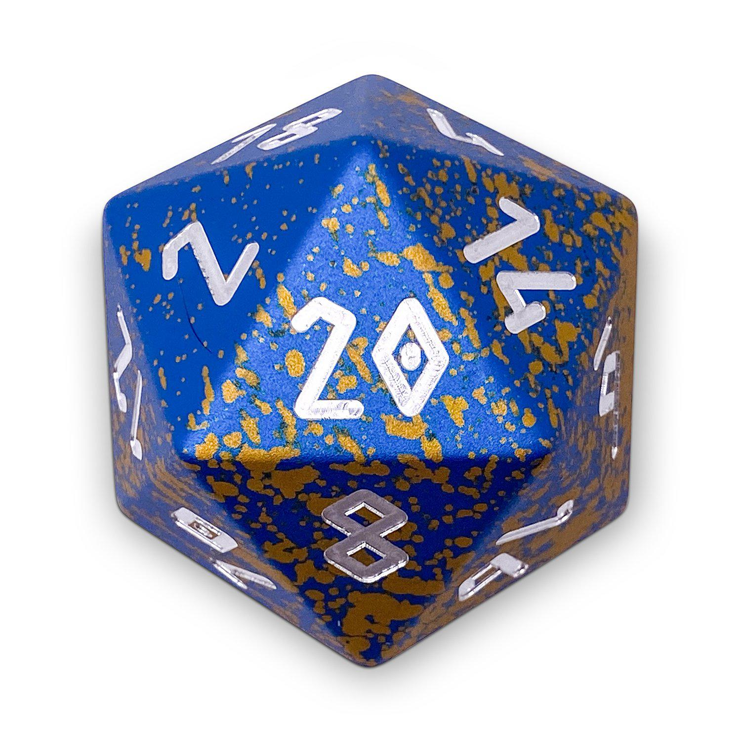 The Mimic - Wondrous Boulder® 55mm D20 6063 Aircraft Grade Aluminum Metal Die