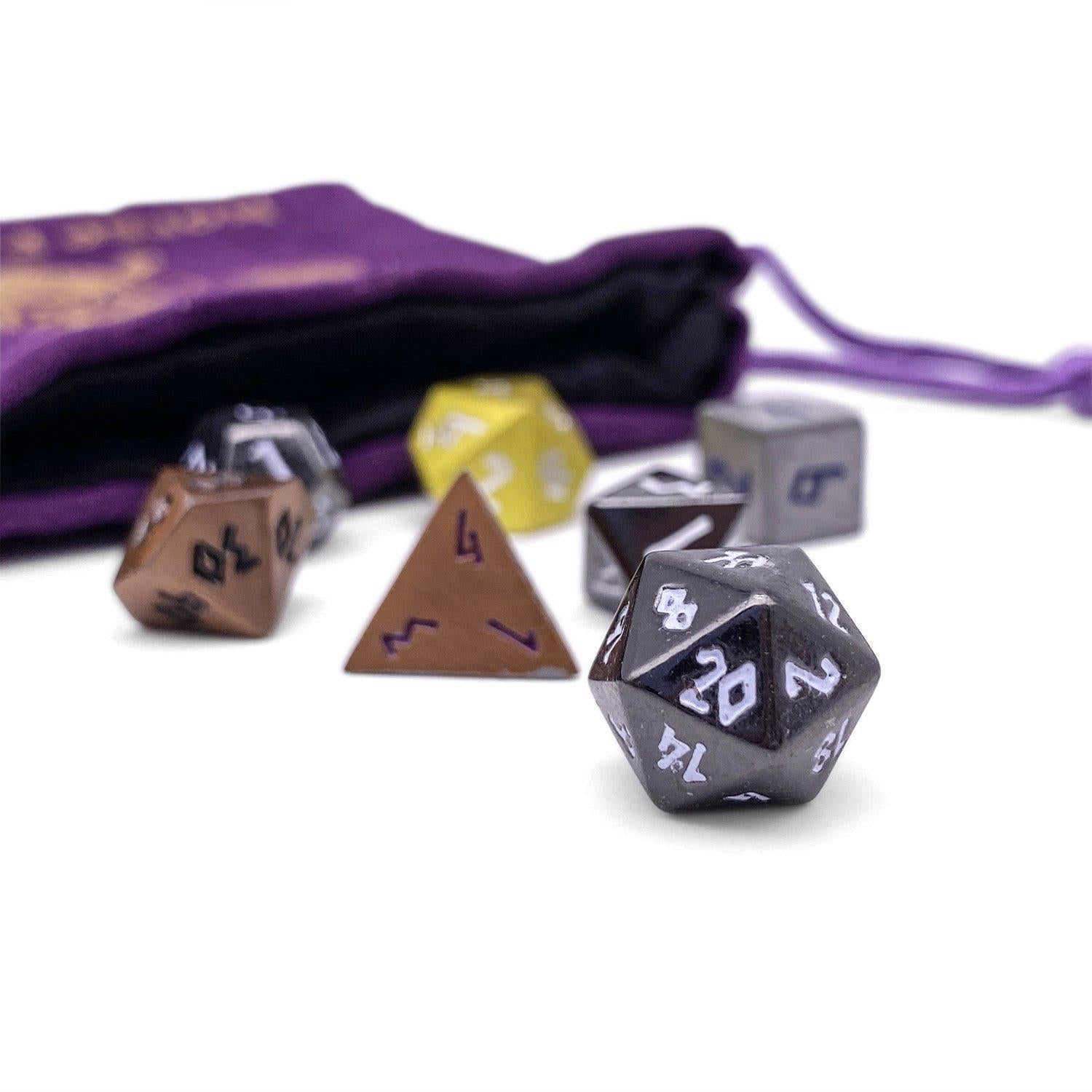 Misfit Dice Pebbles Norse Foundry Whether you're a dice collector or a casual gamer, this is the place for dice! misfit dice pebbles