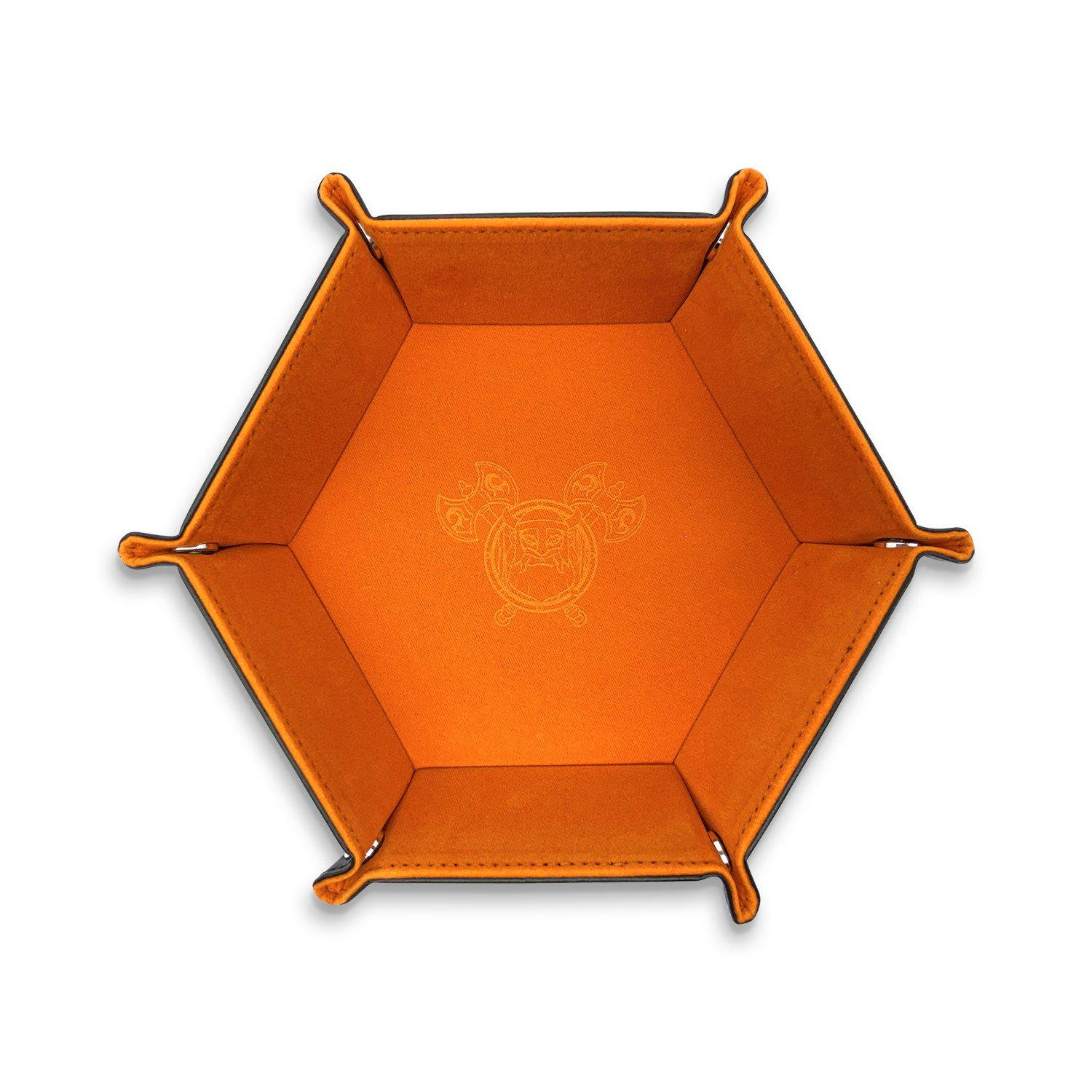 Tray of Folding - Orange