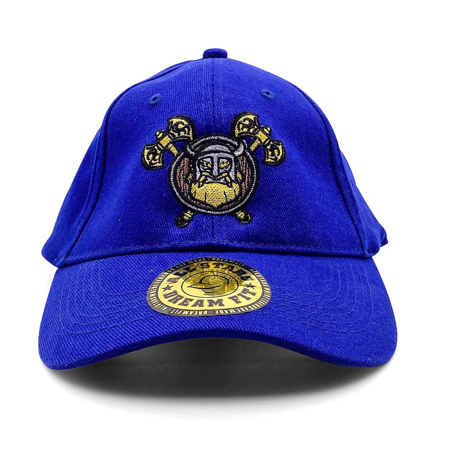 Norse Foundry Blue Fitted Hat