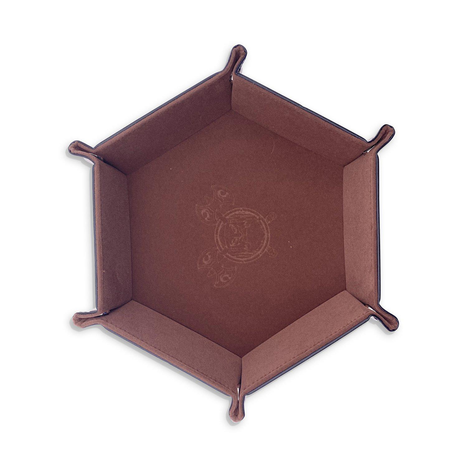 Tray of Folding - Brown