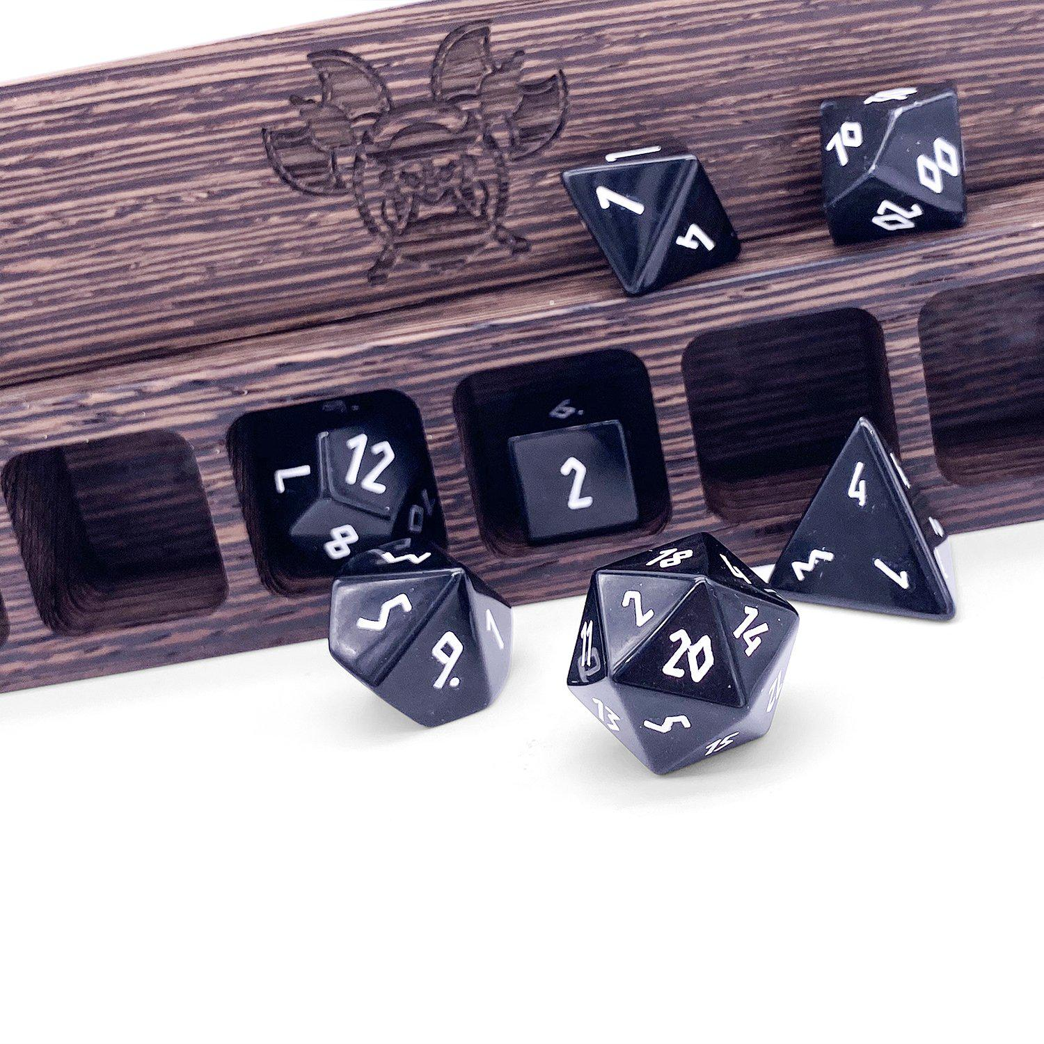 Norse Foundry Wenge Wooden Dice Case