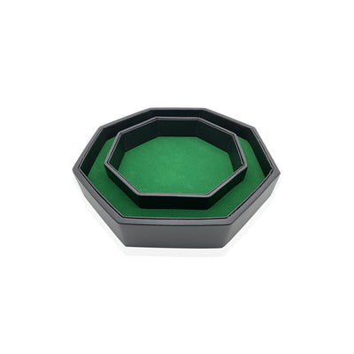 Green Cthulhu - Tray of Holding TM Dice Tray by Norse Foundry