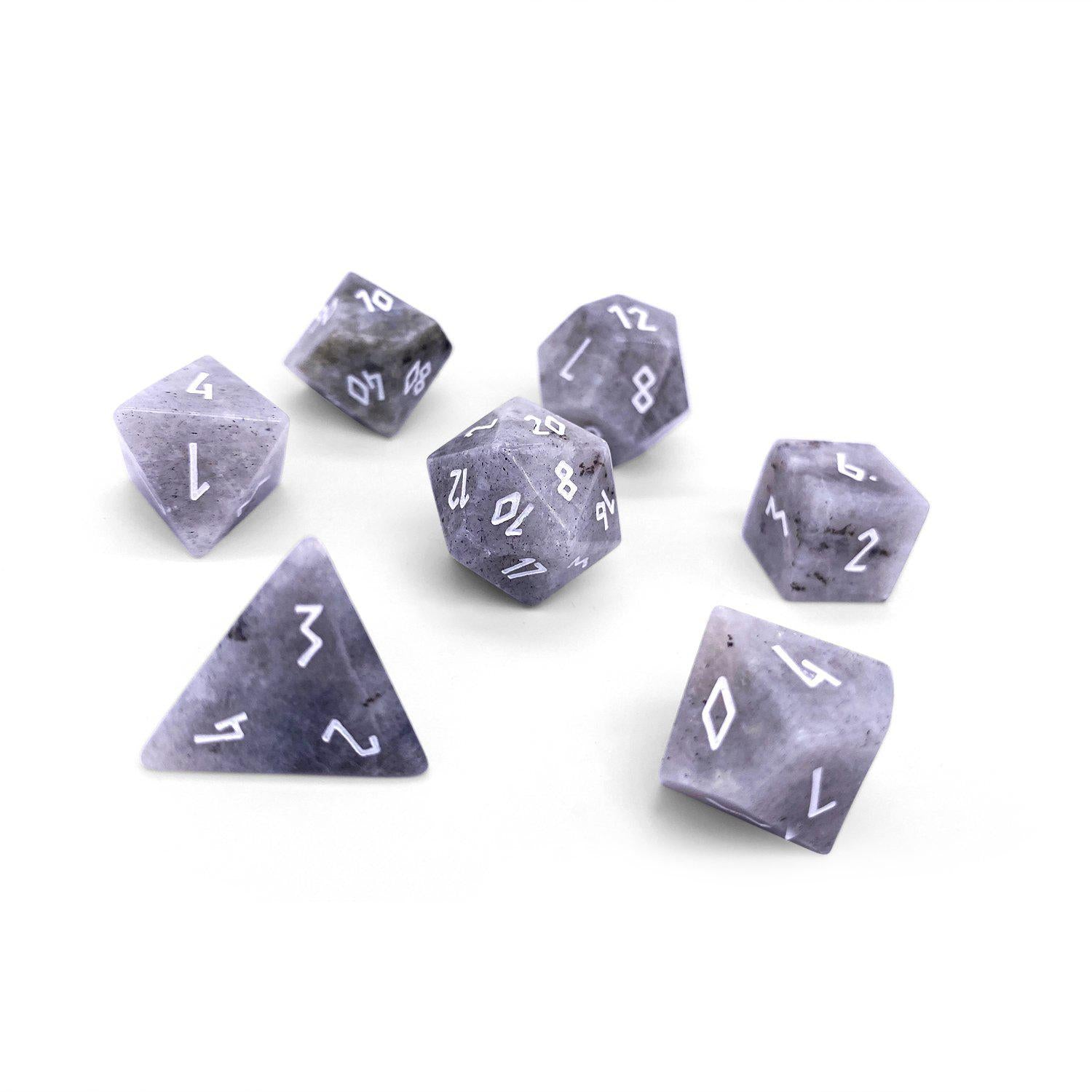 Norse Foundry - RPG Metal, Gemstone, Precision Dice Coins
