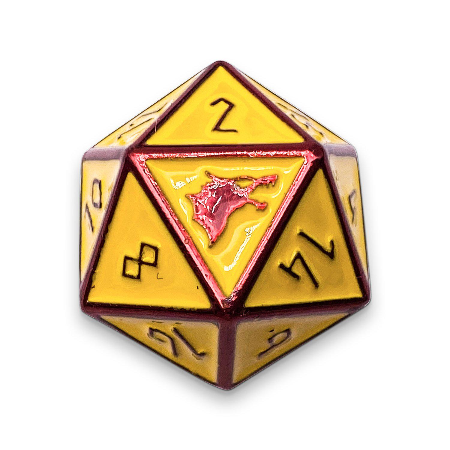 Sunburst - Norse Themed Metal D20