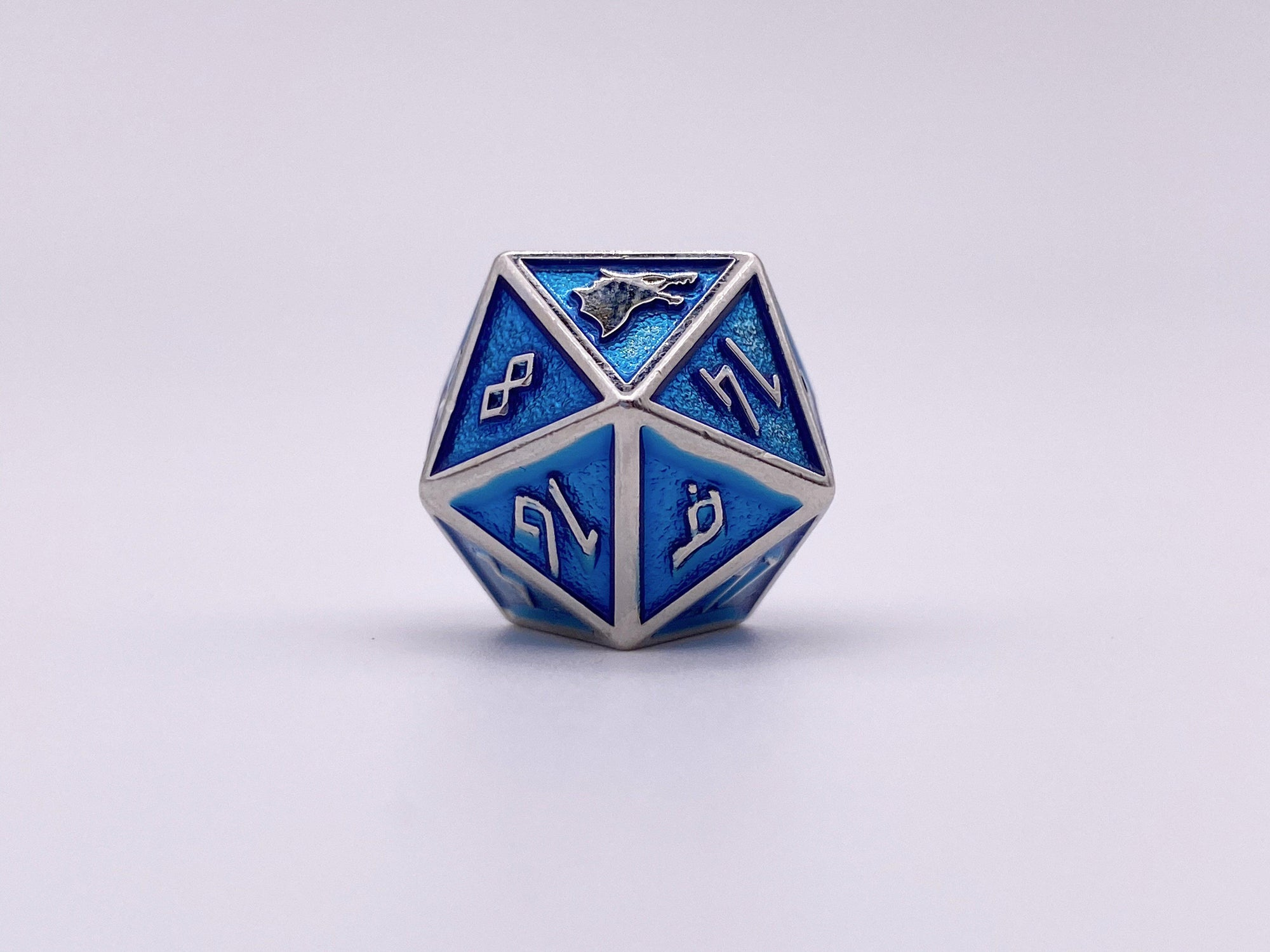 Witches Fire - Norse Themed Metal D20