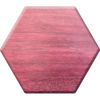 Purpleheart Elderwood Hex Chest-Hex Chests-Norse Foundry-DND Dice-Polyhedral Dice-D20-Metal Dice-Precision Dice-Luxury Dice-Dungeons and Dragons-D&D-
