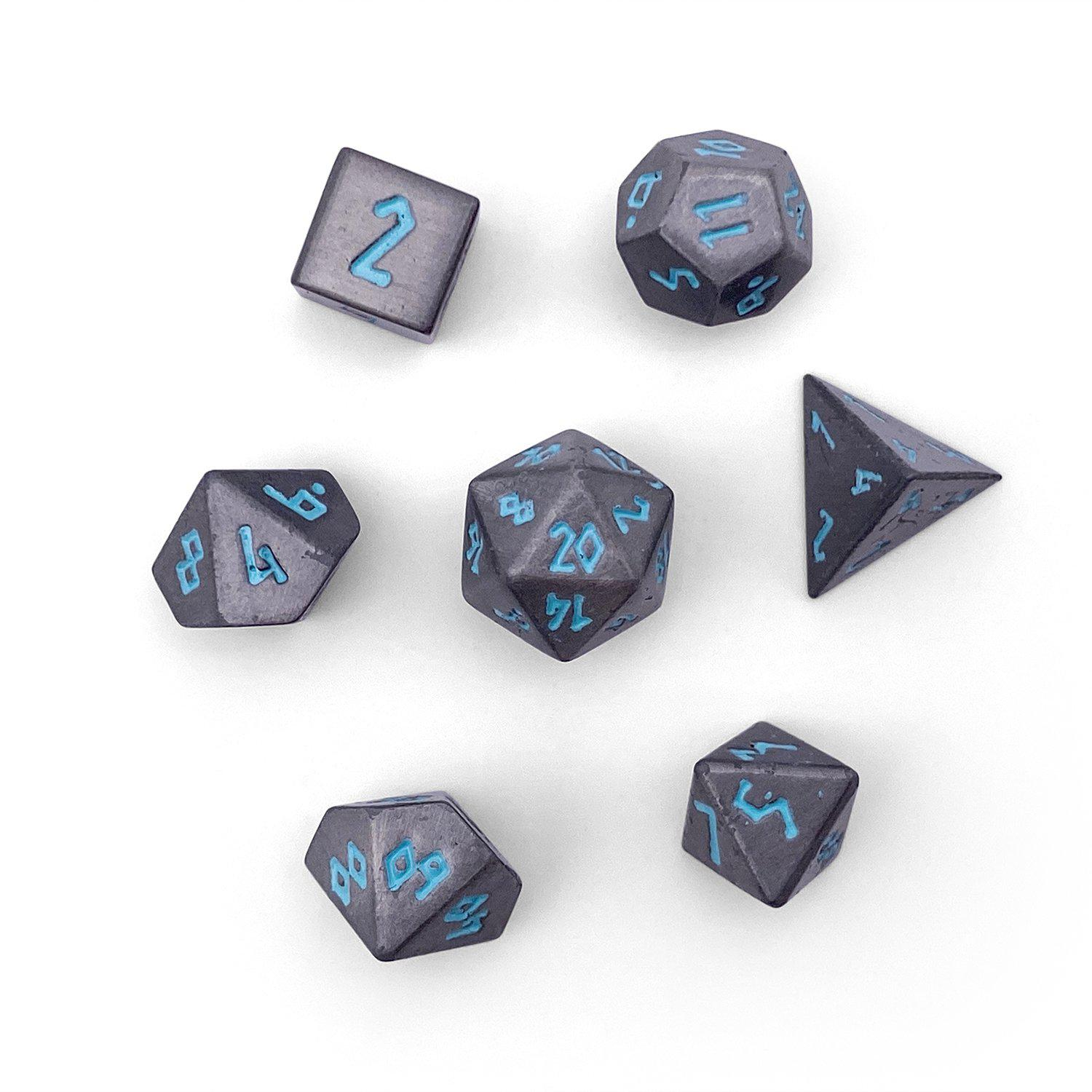 Norse Foundry Set Of 7 Spellbound Mini Metal Polyhedral 10mm Pebble Dice Rpg Math Games Dnd Pathfinder Game Accessories Toys Games The top coupon for norse foundry at the moment is 15% off at norse foundry. verco