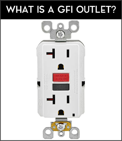 GFI Outlet: What Is It and Where Do I Need to Install It?