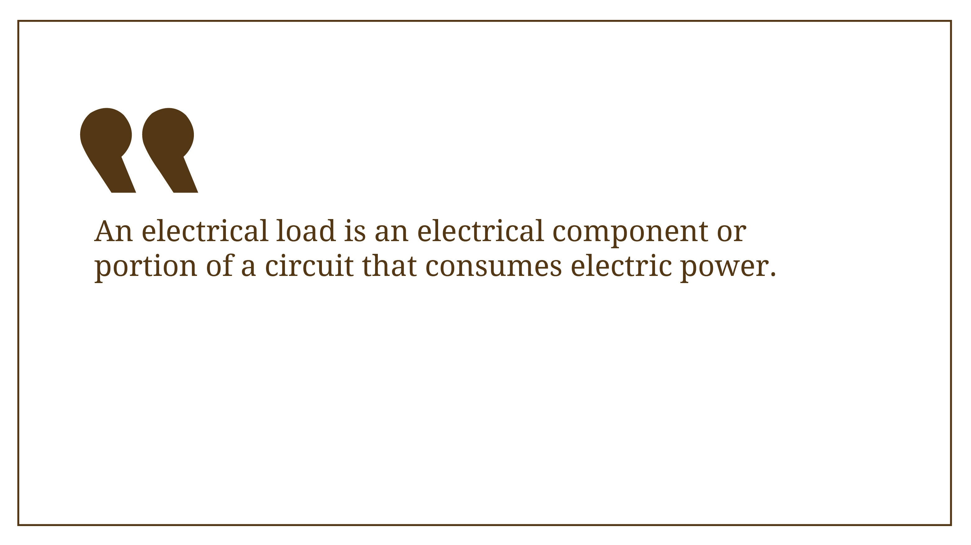 Understanding Electrical Safety Equipment The Home Circuit Breaker A Is Load