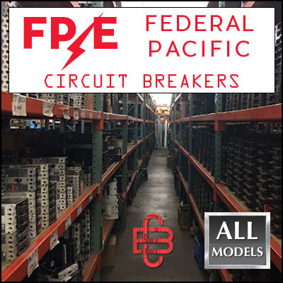 Federal Pacific Circuit Breakers