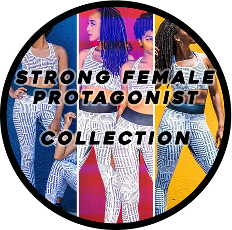 Thespian Heart Clothing Strong Female Protagonist Collection