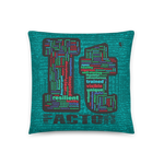 It Factor | Accent Pillow - THESPIAN HEART CLOTHING