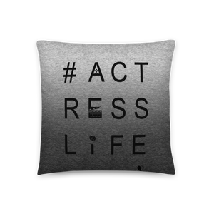 #Actresslife | Accent Pillow - THESPIAN HEART CLOTHING