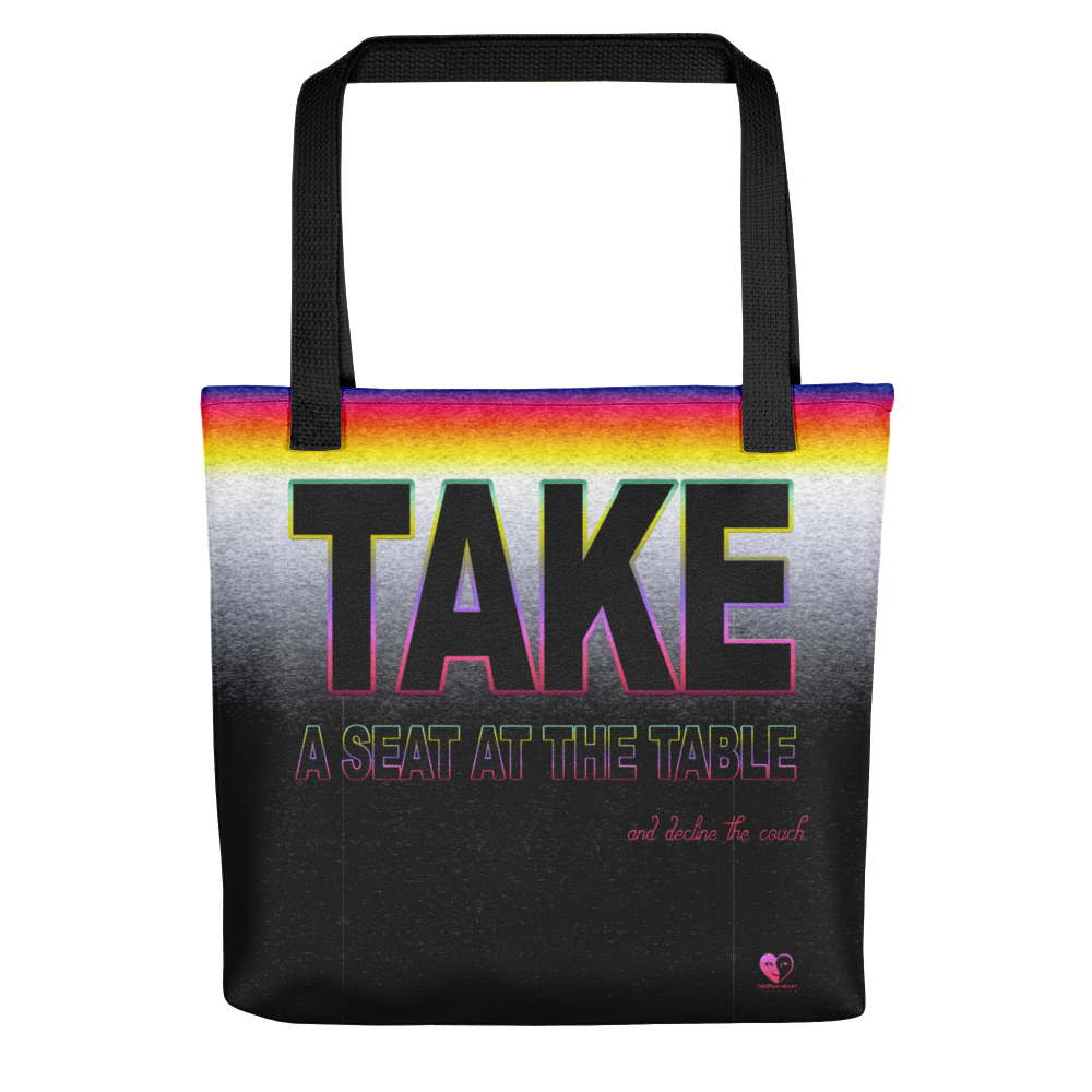 A Seat At The Table | Tote bag