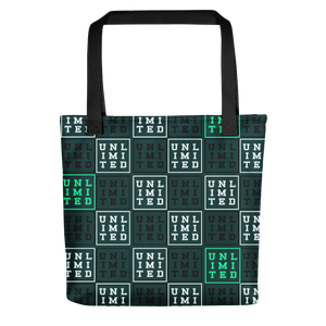 [Unlimited UNL-IMI-TED] Tote bag - THESPIAN HEART CLOTHING