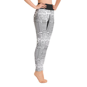 [Strong Female Protagonist] Yoga Leggings - Thespian Heart Clothing