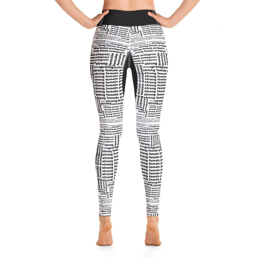 [Strong Female Protagonist] Yoga Leggings