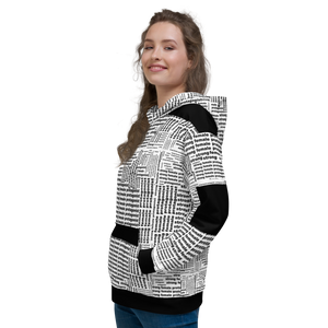[Strong Female Protagonist] All-Over Print Unisex Hoodie