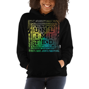 Unlimited | Unisex Hoodie Sweatshirt - THESPIAN HEART CLOTHING