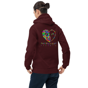 Thespian Heart Clothing Logo | Unisex Hoodie - THESPIAN HEART CLOTHING