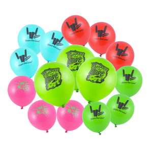 Share the Love Mega Balloon Pack (15 Pack)