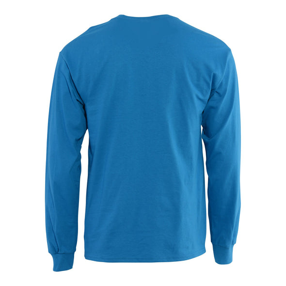 Share the Love Snow Long Sleeve (Blue) - StephenSharer