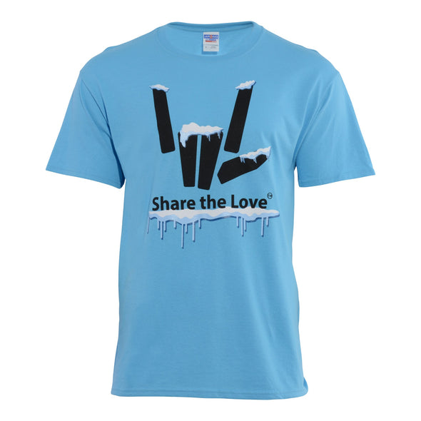 Share the Love Snow Tee - StephenSharer