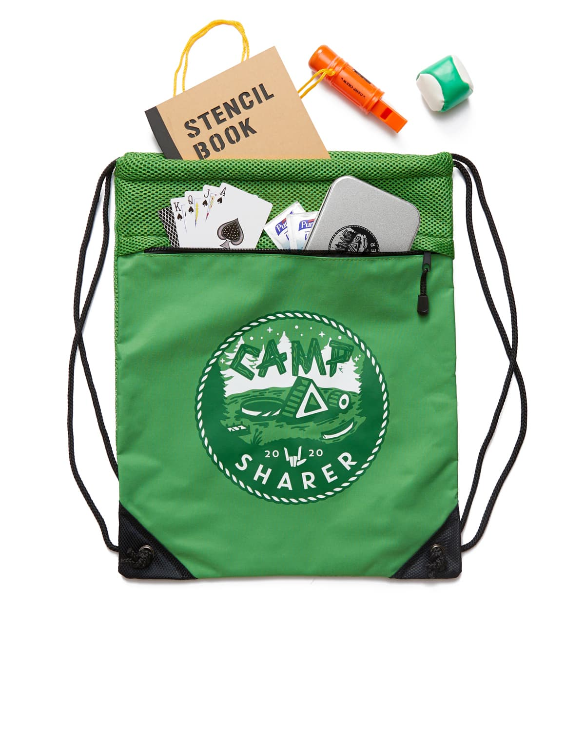 Camp Sharer Activity Pack