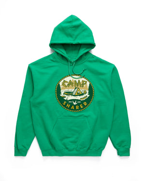 Camp Sharer Badge Hoodie