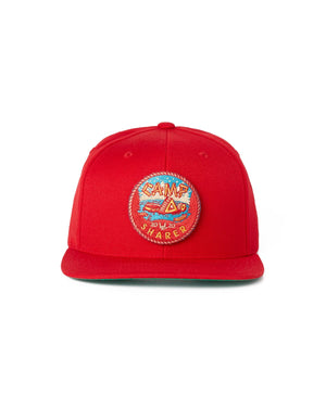Camp Sharer Badge Snapback