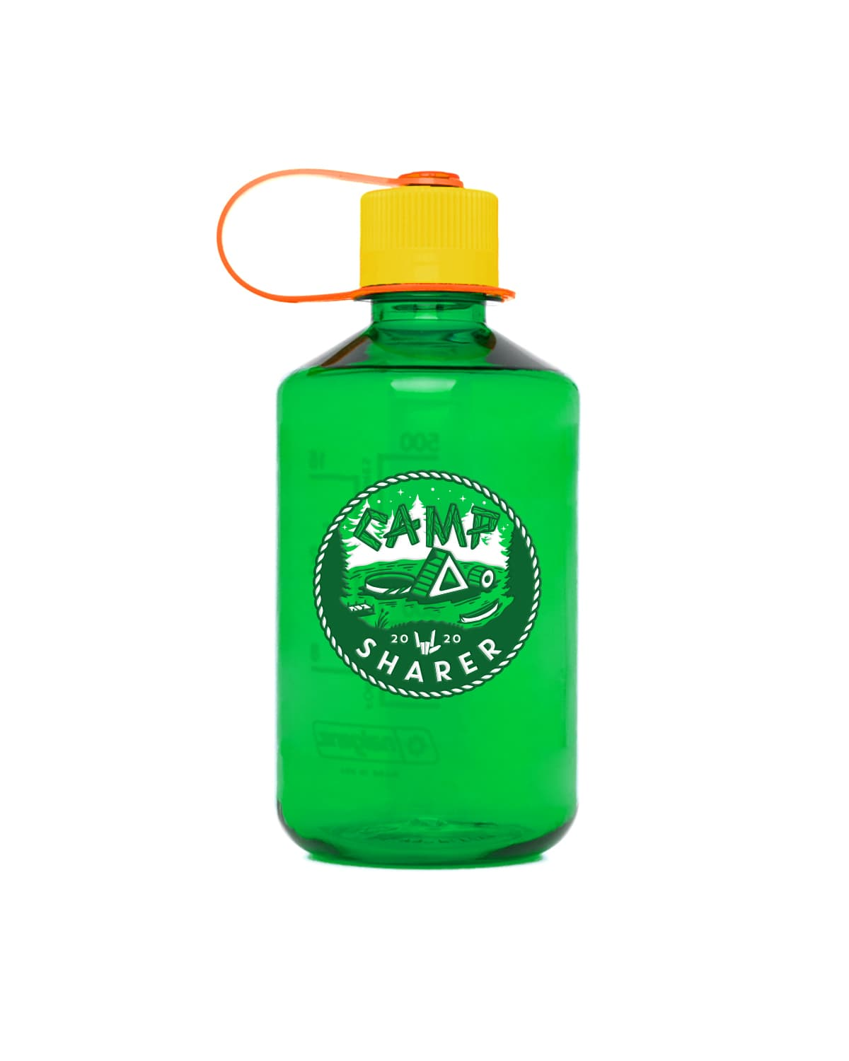 Camp Sharer Badge Nalgene