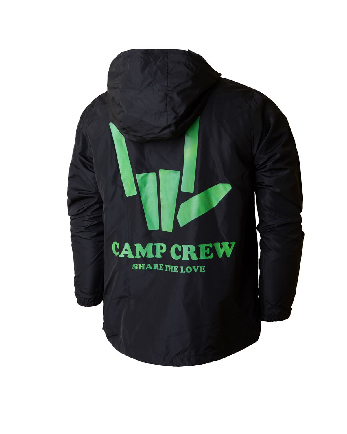 Camp Sharer Windbreaker