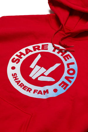 Share The Love 'Crest' Hoodie