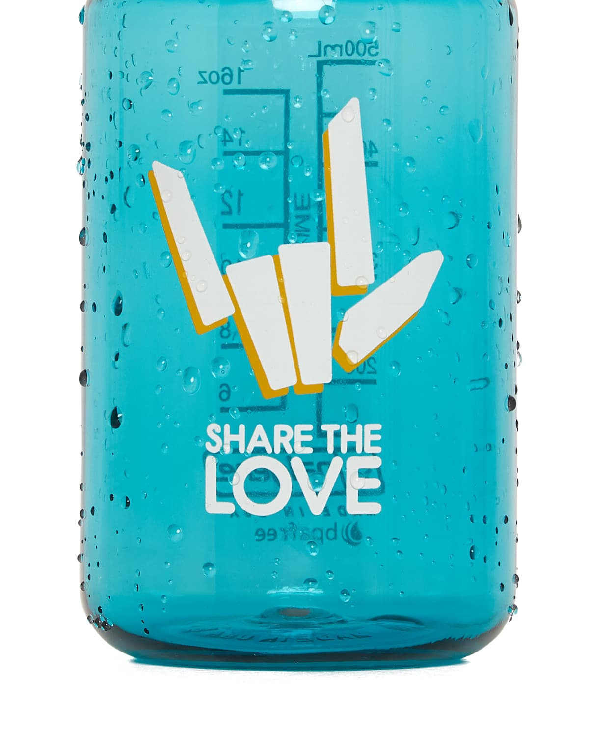 'Share The Love' 16 oz Narrow Mouth Nalgene