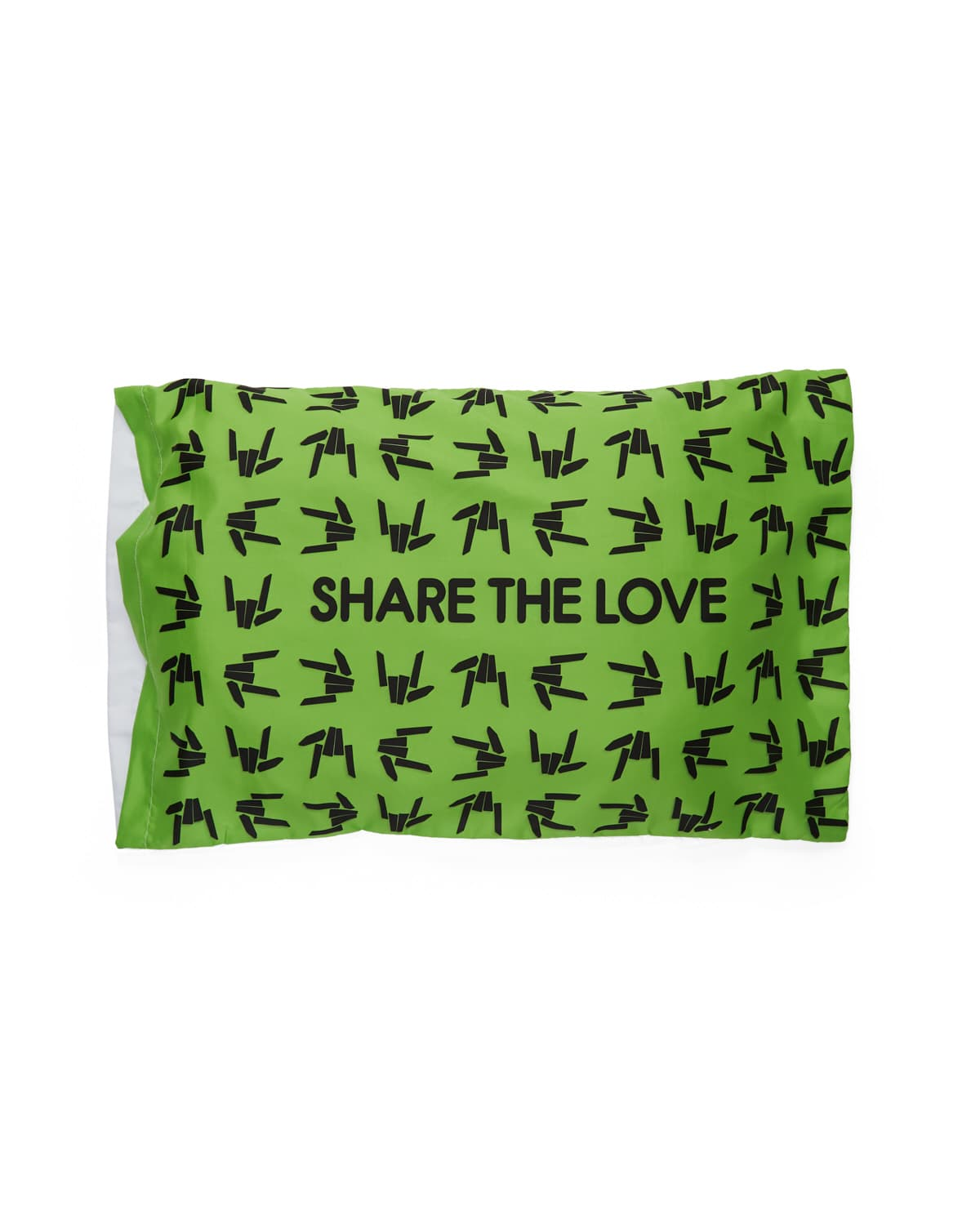 Share The Love Pillowcase