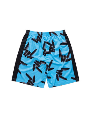 Share The Love Shorts - Blue