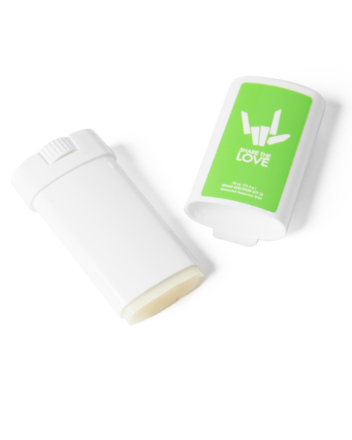 'Share The Love' Sunscreen Stick