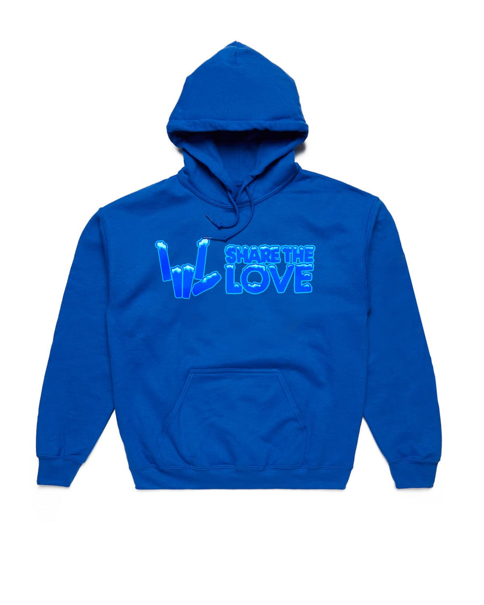 'Snowcaps' Share The Love Hoodie