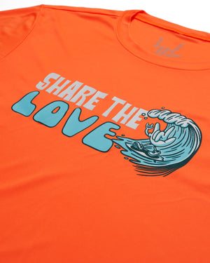 'Surf's Up' Performance Tee