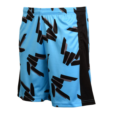 Share the Love Athletic Shorts (Blue)
