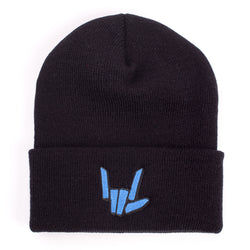 Share The Love Beanie - Black