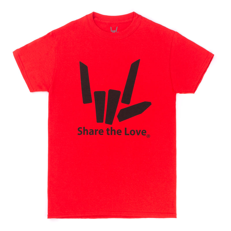 Signature Youth Tee - Red