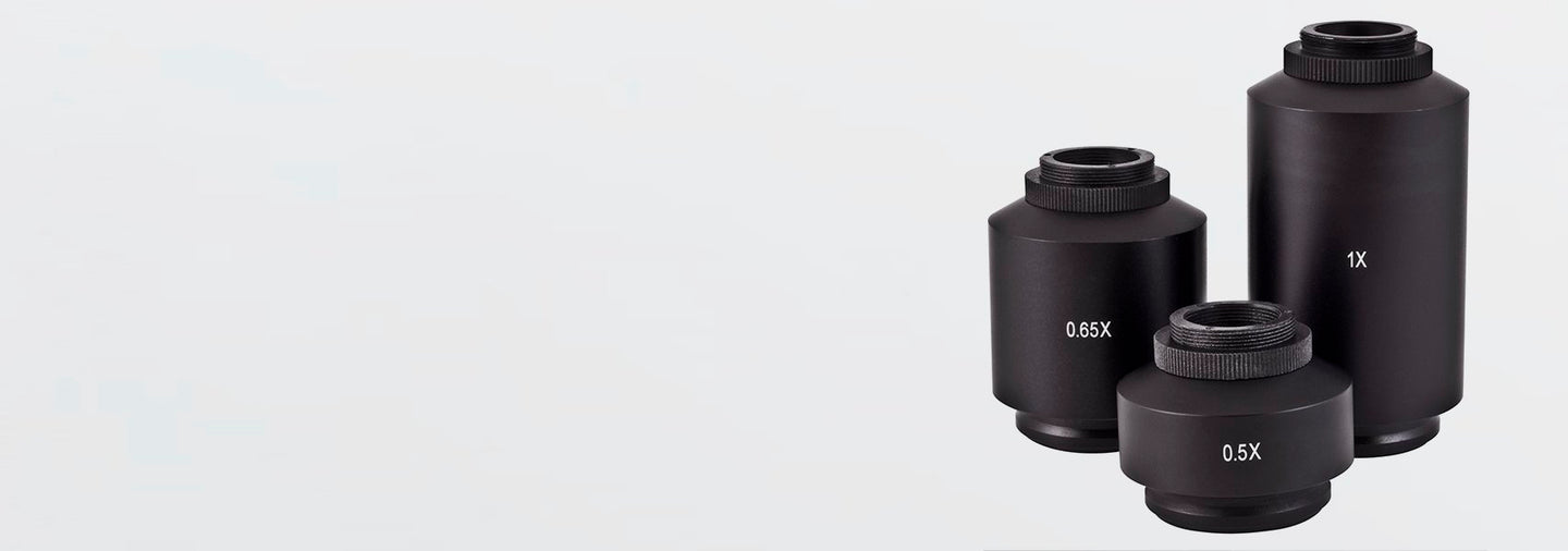 Photo And C-mount Adapters