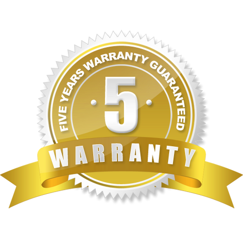 Motic 5 Years Warranty
